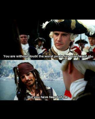 cit. of Jack Sparrow